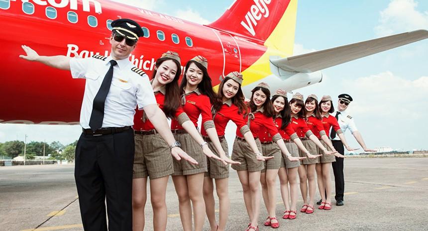 Chào mừng 3 đường bay mới từ Cần Thơ, Vietjet tung 1,4 triệu vé chỉ từ 0 đồng