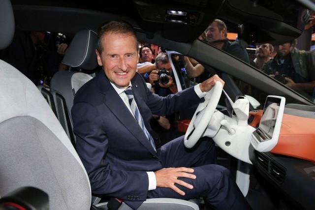 Nhiều lãnh đạo Volkswagen bị truy tố về tội lũng đoạn thị trường chứng khoán