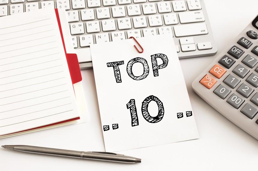 Top 10 cổ phiếu tăng/giảm mạnh nhất tuần: Cổ phiếu nhỏ bùng nổ