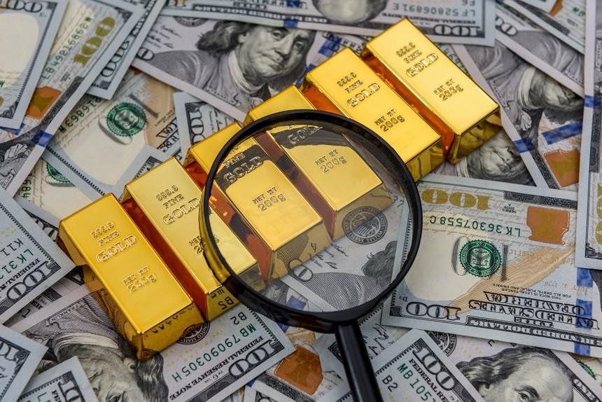 Giá vàng hôm nay ngày 6/11: Giá vàng lao dốc, giảm hơn 200.000 đồng/lượng