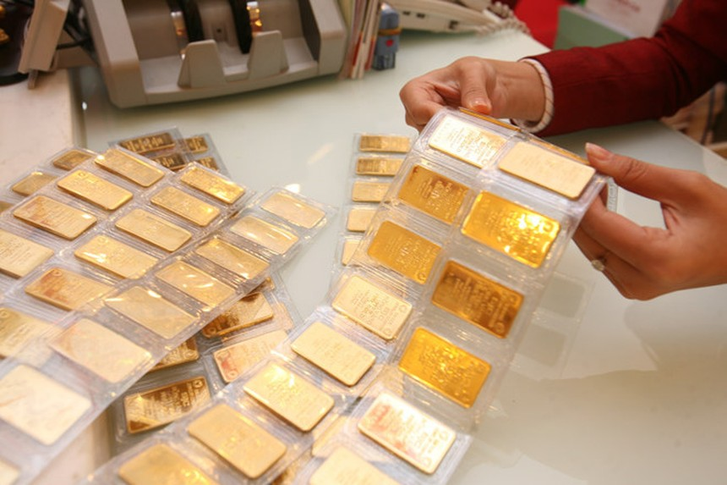 Giá vàng hôm nay ngày 15/11: Vàng SJC giảm 30.000 đồng/lượng