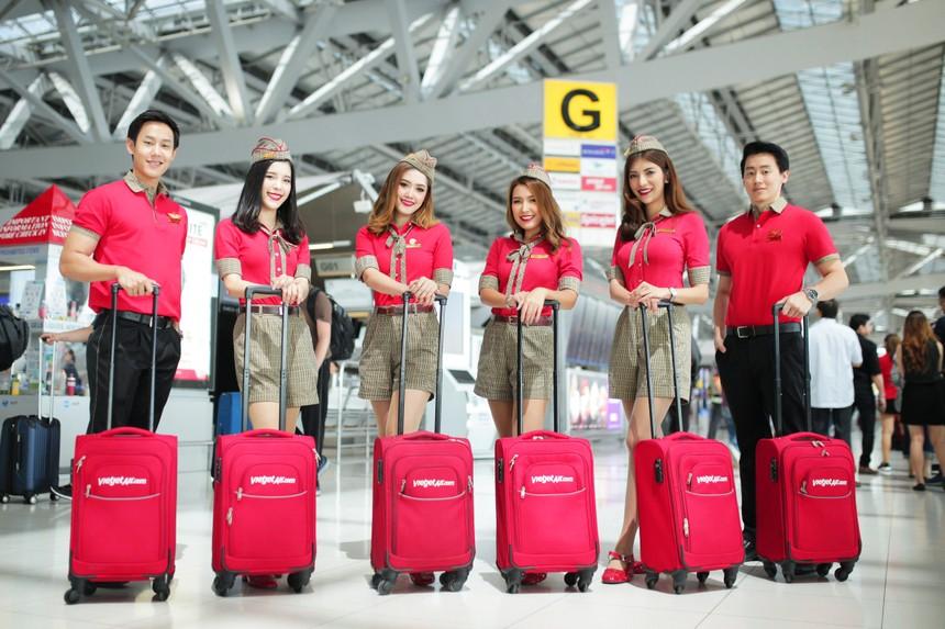 """Vietjet được bình chọn là """"Hãng hàng không siêu tiết kiệm tốt nhất thế giới"""" 3 năm liên tiếp"""