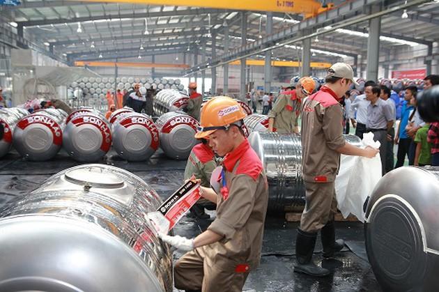Hết quý I/2020, Quốc tế Sơn Hà (SHI) mới hoàn thành 5% kế hoạch lợi nhuận năm