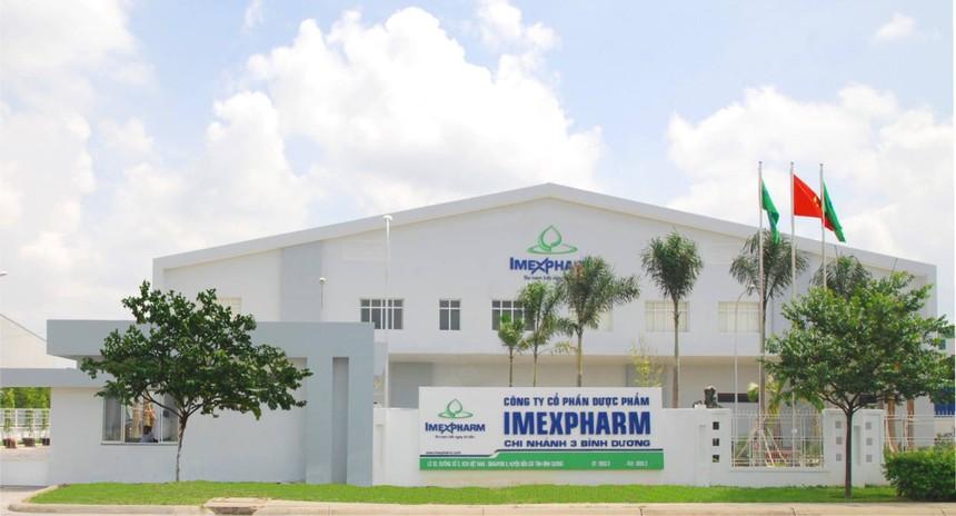 Imexpharm (IMP) chốt quyền trả cổ tức 15% bằng tiền mặt