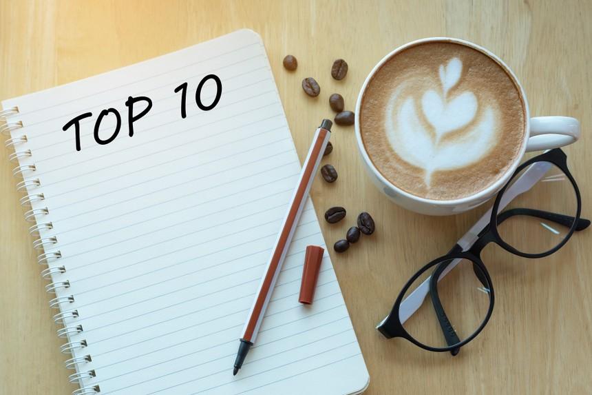 Top 10 cổ phiếu tăng/giảm mạnh nhất tuần: Nhóm ngân hàng và công ty chứng khoán bùng nổ