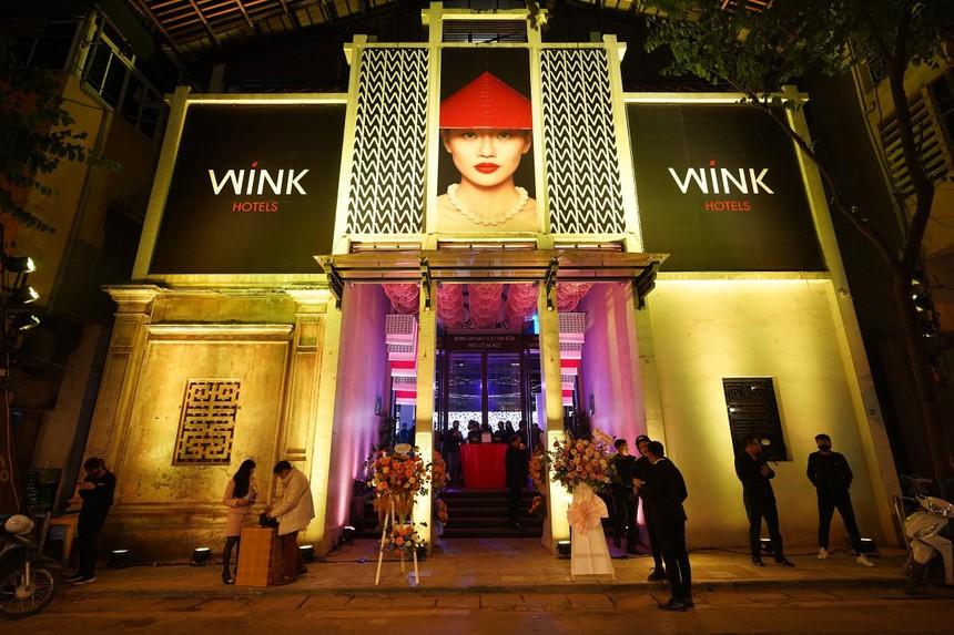 Khách sạn đầu tiên của Wink Hotels đi vào hoạt động từ tháng 3