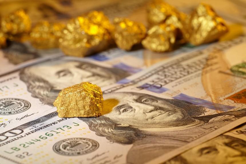 Giá vàng hôm nay ngày 22/2: Giá vàng trong nước giảm mạnh
