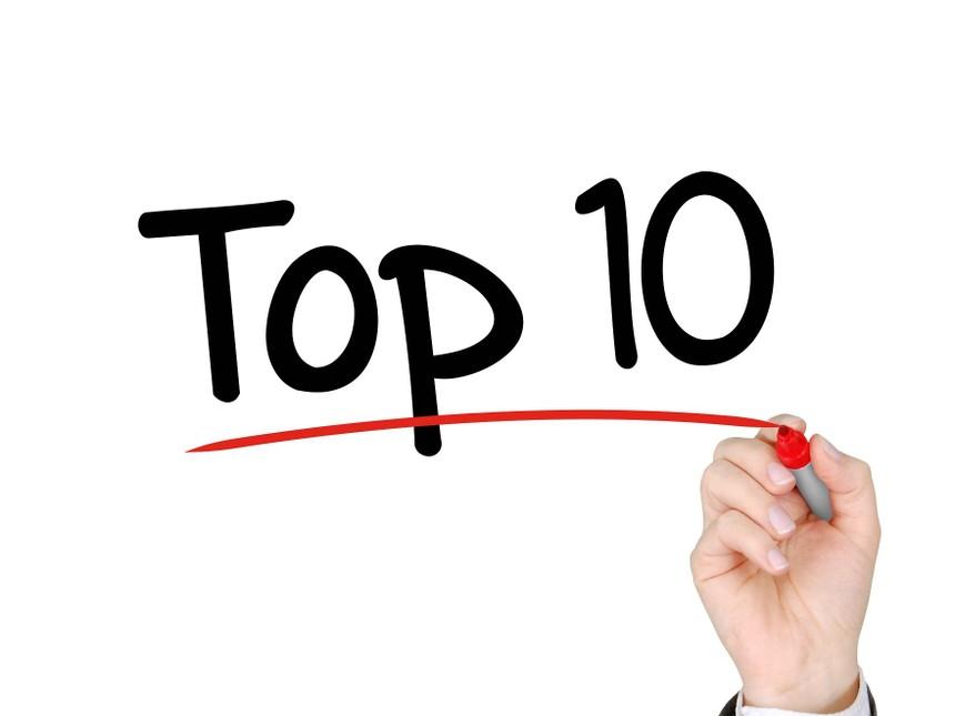 Top 10 cổ phiếu tăng/giảm mạnh nhất tuần: Choáng với cổ phiếu tăng trần 30 phiên liên tiếp