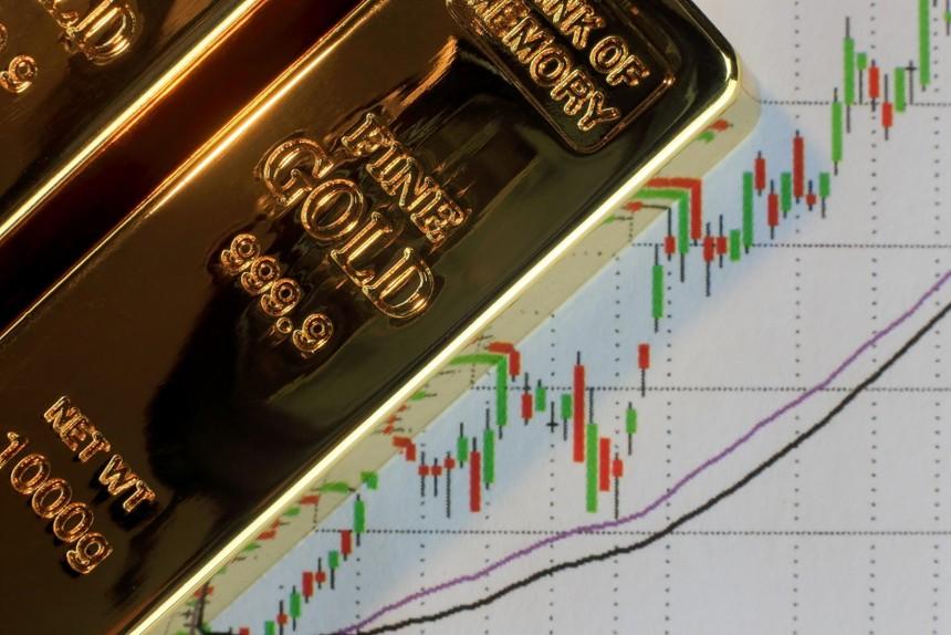 Giá vàng hôm nay ngày 2/4: Giá vàng liên tiếp tăng mạnh