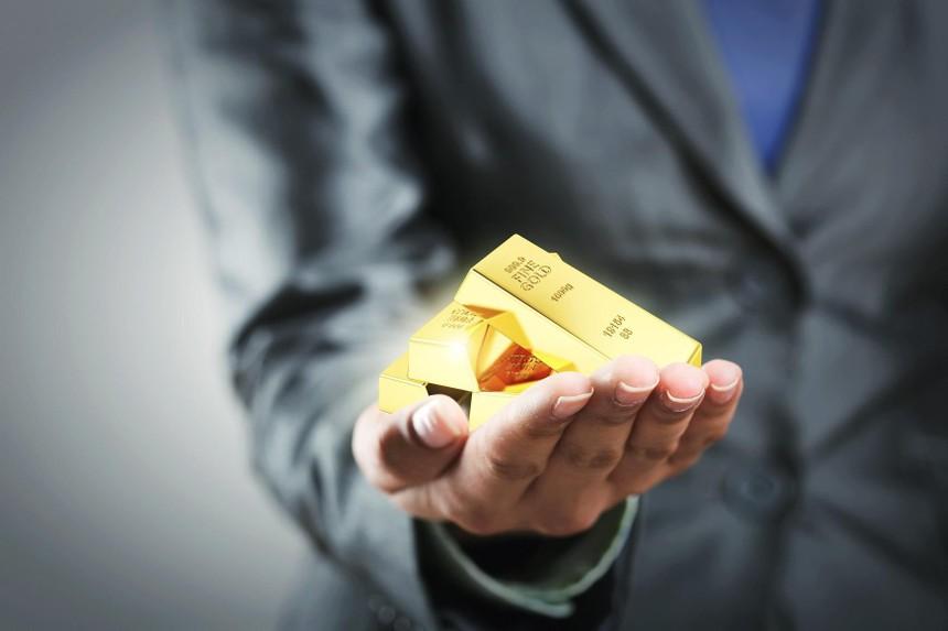Giá vàng hôm nay ngày 6/4: Giá vàng tăng vọt trở lại
