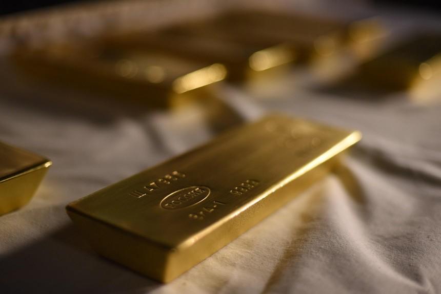 Giá vàng hôm nay ngày 14/4: Giá vàng tăng vọt 300.000 đồng/lượng