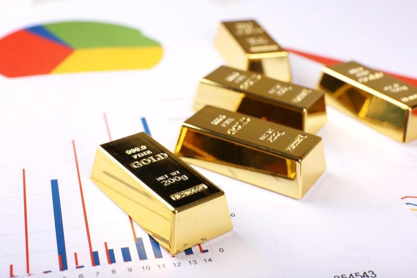 Giá vàng hôm nay ngày 4/5: Giá vàng trong nước tăng mạnh theo giá vàng thế giới