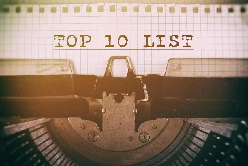 Top 10 cổ phiếu tăng/giảm mạnh nhất tuần: Nhóm cổ phiếu thép tăng nóng