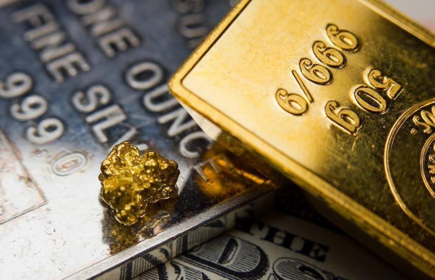Giá vàng hôm nay ngày 12/6: Giá vàng lao dốc