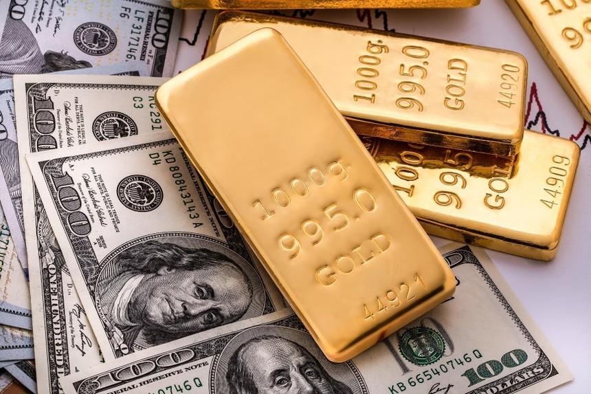 Giá vàng hôm nay ngày 17/6: Fed vùi dập giá vàng