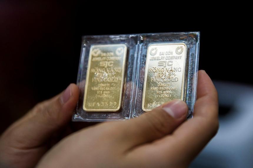Giá vàng hôm nay ngày 23/6: Giá vàng chững lại