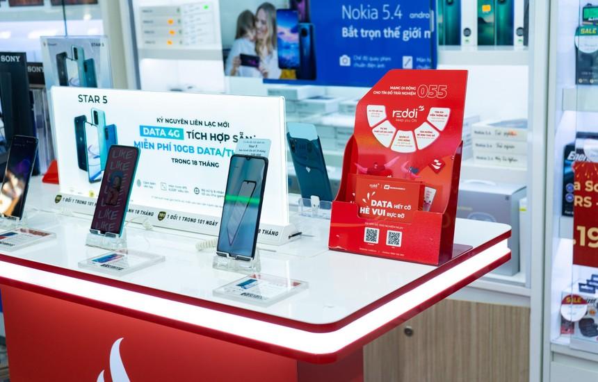 Mobicast là công ty start-up của Việt Nam trong lĩnh vực mạng di động ảo.