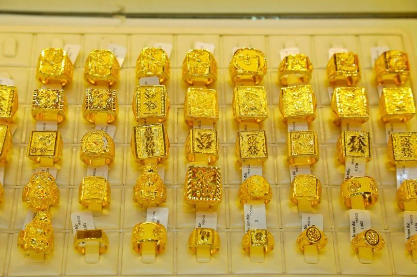 Giá vàng hôm nay ngày 22/9: Giá vàng tiếp tục tăng
