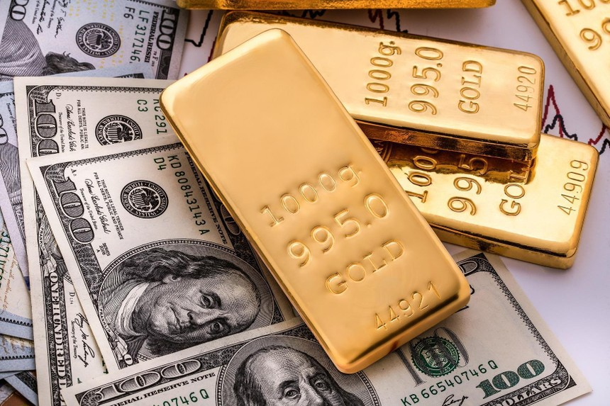 Giá vàng hôm nay ngày 1/10: Giá vàng tăng vọt hơn 300.000 đồng/lượng