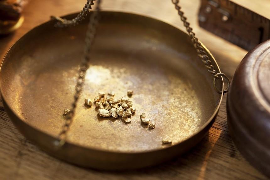 Giá vàng hôm nay ngày 7/10: Giá vàng trong nước nhích nhẹ