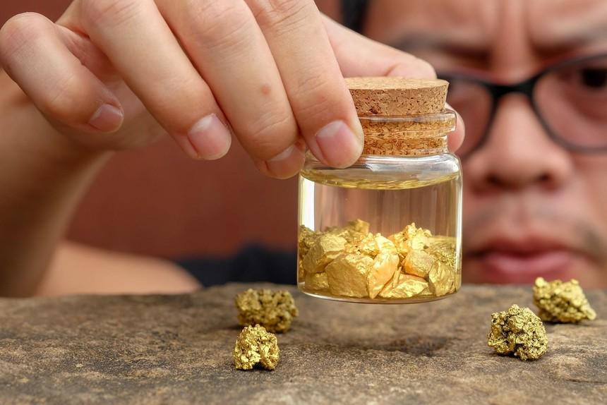Giá vàng hôm nay ngày 10/10: Tuần qua, giá vàng tăng tới 800.000 đồng/lượng