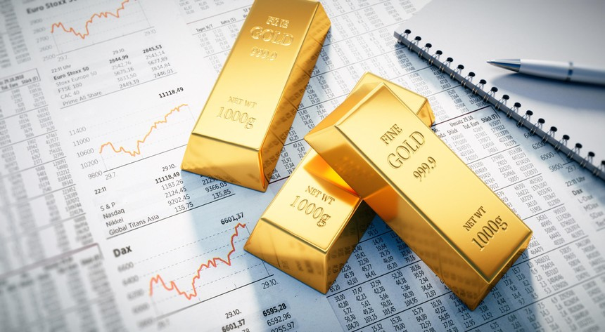 Giá vàng hôm nay ngày 15/10: Giá vàng trong nước bất ngờ lao dốc