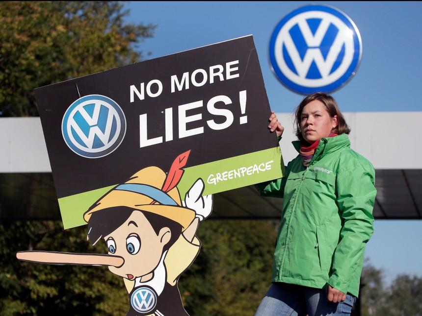 Volkswagen đối diện bản án 15 tỷ USD tại Mỹ