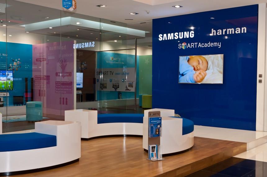 Samsung chi 8 tỷ USD, nỗ lực giảm phụ thuộc vào smartphone