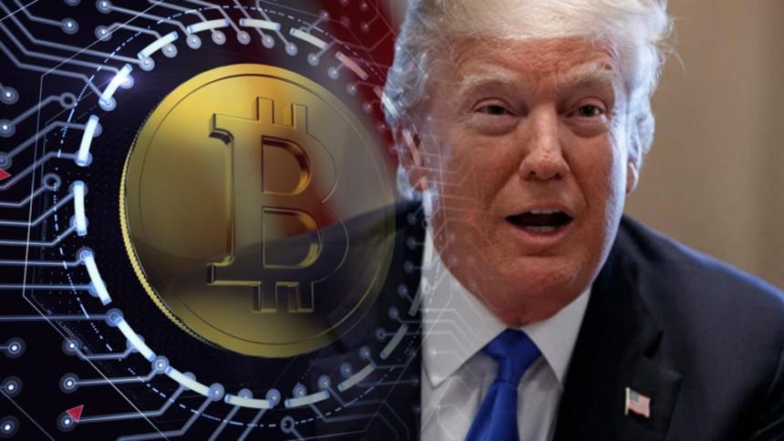 """""""Mệnh lệnh mua Bitcoin từ Tổng thống Mỹ""""?"""