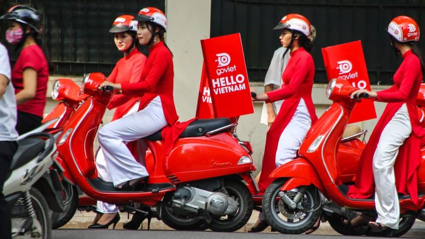 Gojek đẩy mạnh hoạt động tại Việt Nam qua GoViet