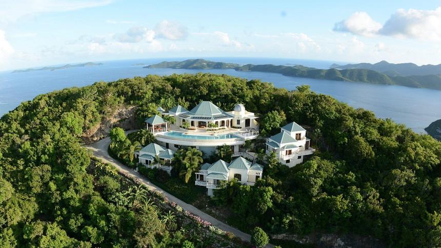 Quần đảo Virgin thuộc Anh (Ảnh Internet)