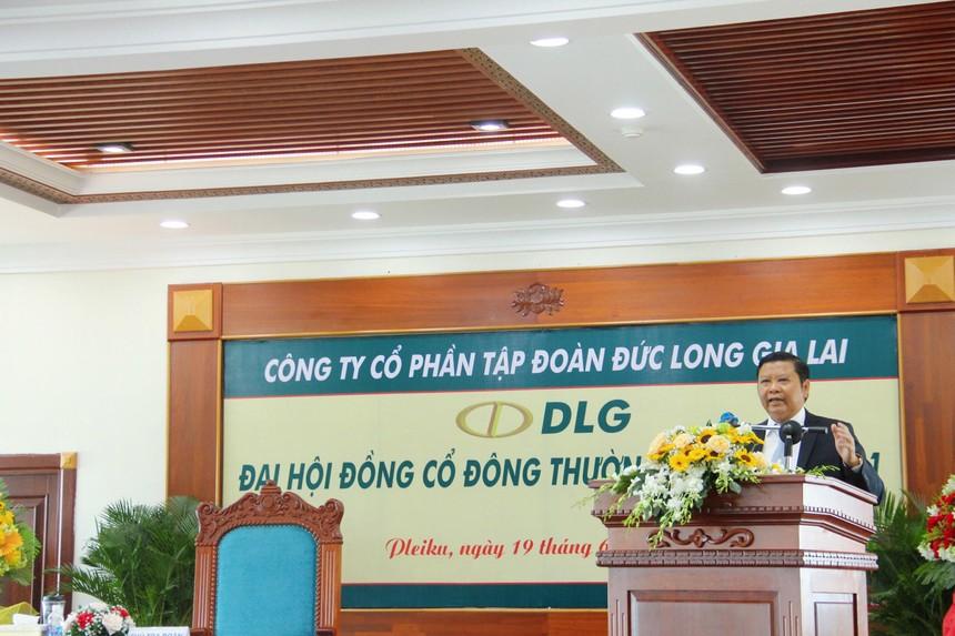 Ông Bùi Pháp - Chủ tịch Hội đồng quản trị DLG