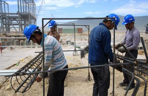 Formosa Hà Tĩnh lo phải nộp thuế hàng hóa xây dựng dự án