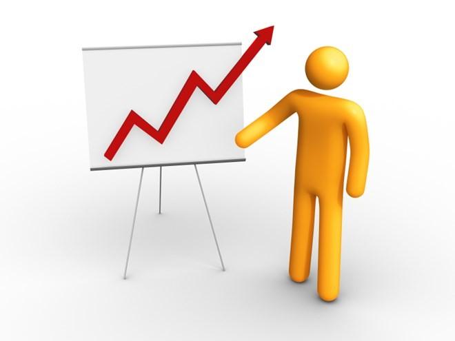 Top 10 cổ phiếu tăng/giảm tuần qua: Vẫn có mã tăng trên 50%