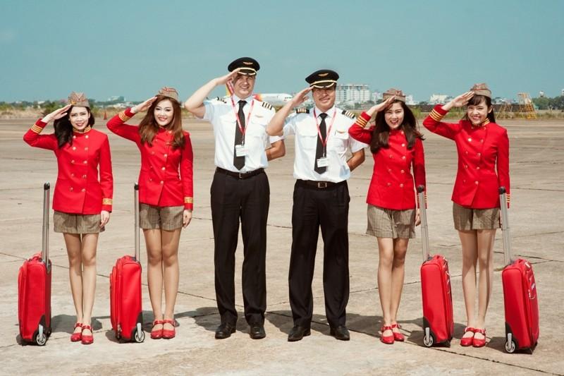 Vietjet tiếp tục tổ chức ngày hội tuyển dụng tiếp viên hàng không