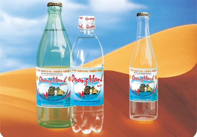Nước khoáng Quảng Ninh (QHW) chia cổ tức 12%