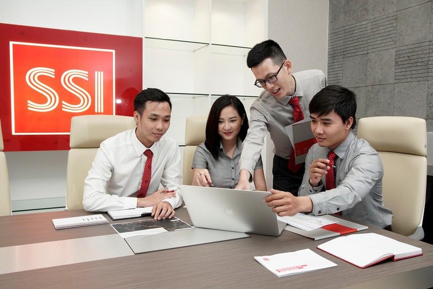 Chứng khoán SSI (SSI) trả cổ tức bằng tiền, tỷ lệ 10%