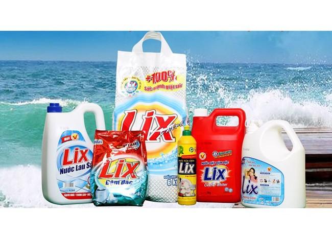 Bột giặt LIX (LIX) tạm ứng cổ tức 25% bằng tiền mặt
