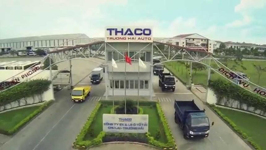 Ô tô Trường Hải (Thaco) trả cổ tức 9,5% bằng tiền và phát hành cổ phiếu tỷ lệ 80%