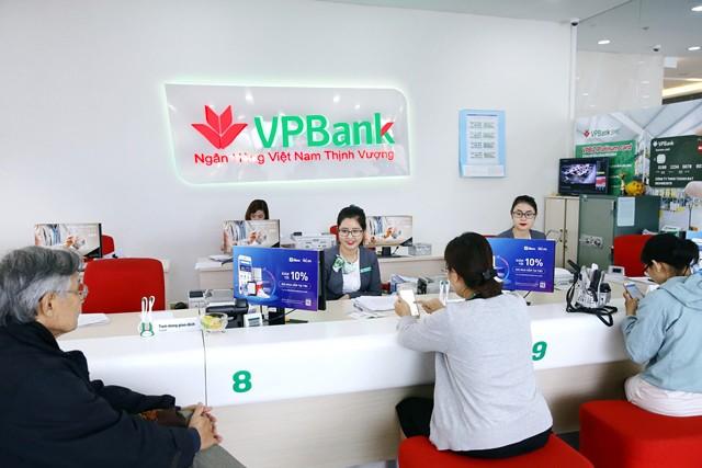 Lợi nhuận trước thuế 9 tháng của VPBank đã đạt 92% kế hoạch năm