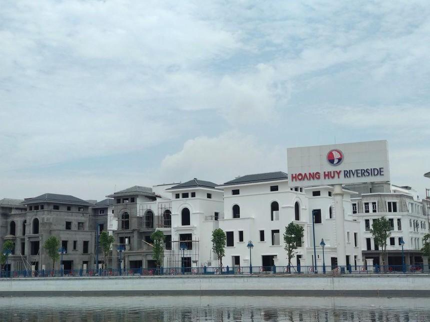 Tài chính Hoàng Huy (TCH) chốt danh sách cổ đông tạm ứng cổ tức 5% bằng tiền