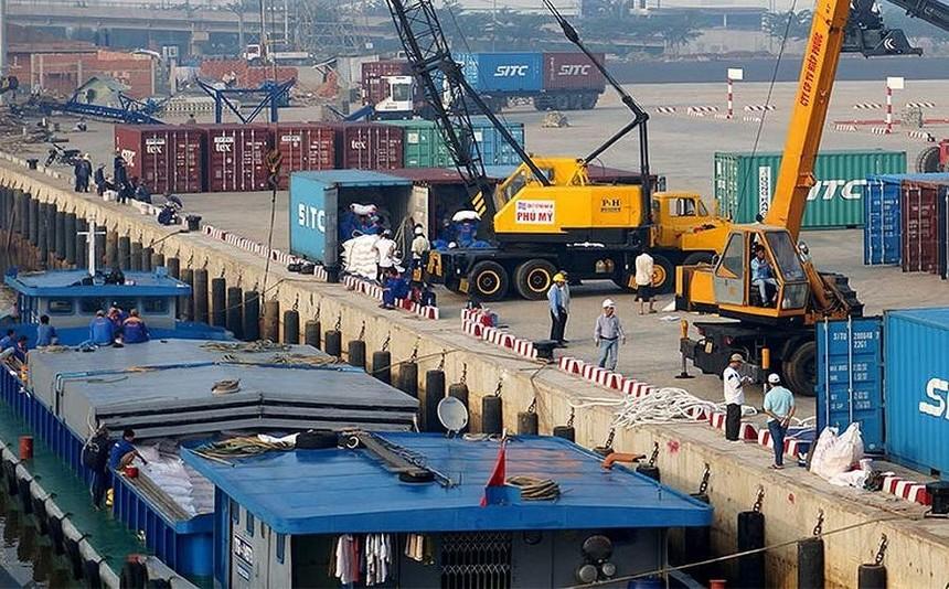 Dầu khí đầu tư khai thác cảng Phước An (PAP) bị phạt gần nửa tỷ đồng