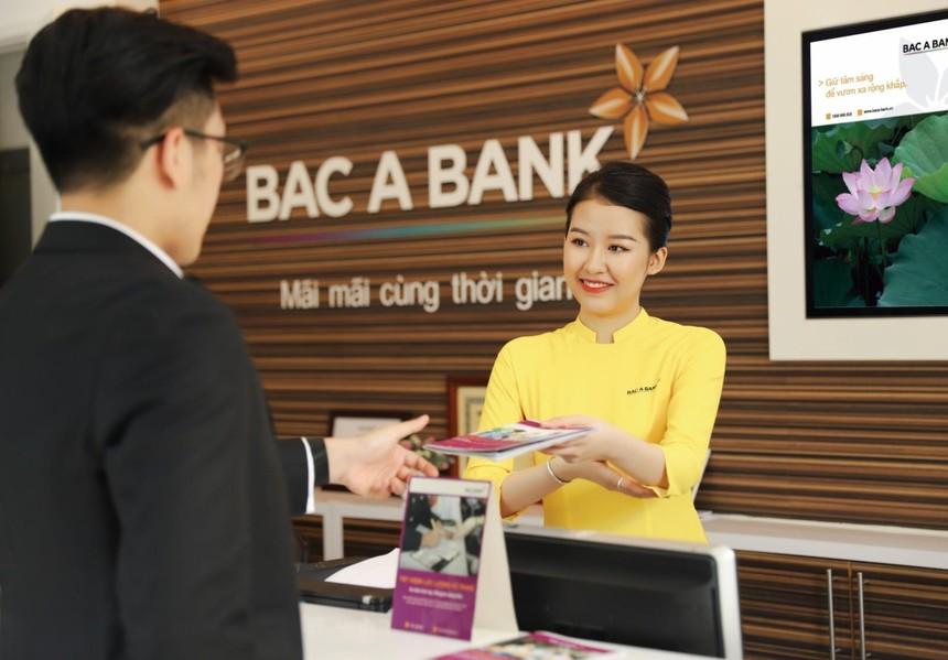BacABank (BAB) chào sàn HNX với giá tham chiếu 16.000 đồng/CP