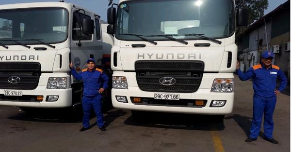 Vận tải Petrolimex Hà Nội (PJC) chốt danh quyền tạm ứng cổ tức 15% bằng tiền mặt