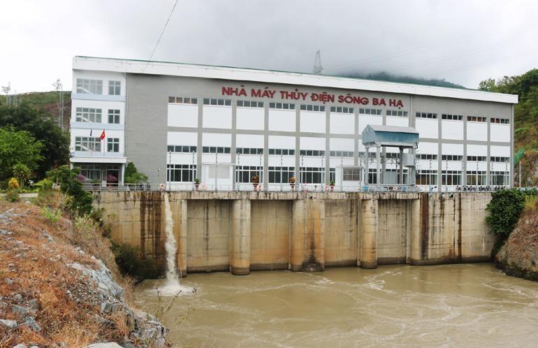 Thủy điện Sông Ba Hạ (SBH) tạm ứng cổ tức năm 2020, tỷ lệ 15%