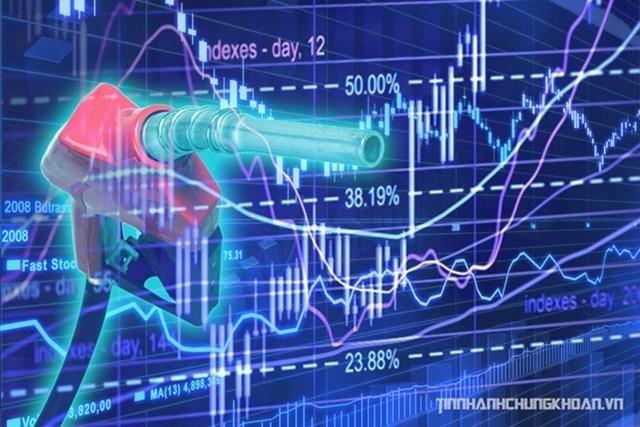 Big_Trends: Sóng cổ phiếu dầu khí có thể sớm tàn