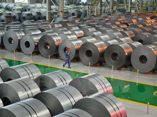 Rà soát cuối kỳ biện pháp chống bán phá giá thép mạ nhập từ Trung Quốc và Hàn Quốc vào Việt Nam