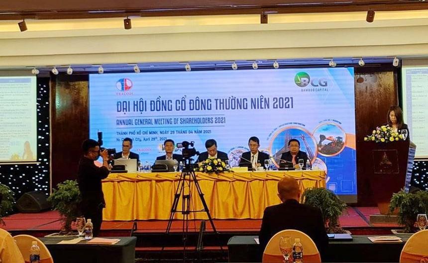 ĐHCĐ Tracodi (TCD): Lợi nhuận kế hoạch tăng 90% lên 280 tỷ đồng, chưa tính thêm các dự án điện gió