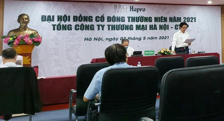 ĐHĐCĐ của Hapro: Năm 2021, bổ sung ngành nghề kinh doanh bất động sản