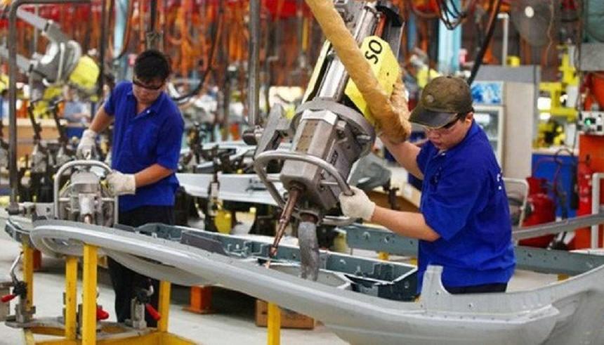PMI tháng 5 đạt 53,1 điểm, tăng trưởng sản lượng đạt mức thấp nhất trong 3 tháng